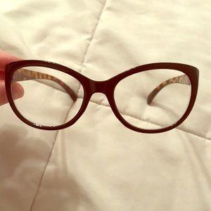 Betsey Johnson reading glasses 1.50